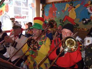 Auw Wiever concert @ Café Duvelke